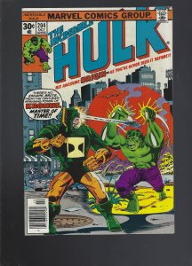 The Incredible Hulk #204 (1976)