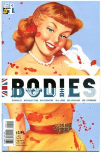 BODIES #1, VF+, 2014, Si Spencer, Horror, more Vertigo in store