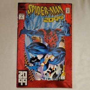 Spider-Man 2099 1 Very Fine/Near Mint Cover by Rick Leonardi