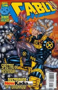 Cable (1993 series) #33, NM (Stock photo)