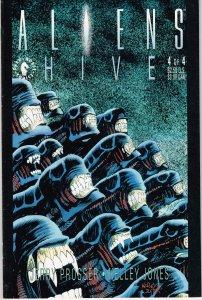 Aliens: Hive #4 (1992)