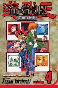 Yu-Gi-Oh!: Duelist #4 FN; Viz | save on shipping - details inside