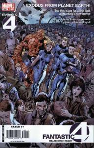 Fantastic Four (2003 series) #555, NM (Stock photo)
