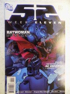 52 WEEK # 11 DC FIRST APPERANCE OF HOT TV SHOW BATWOMAN