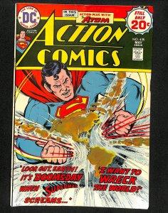 Action Comics #435 Superman!