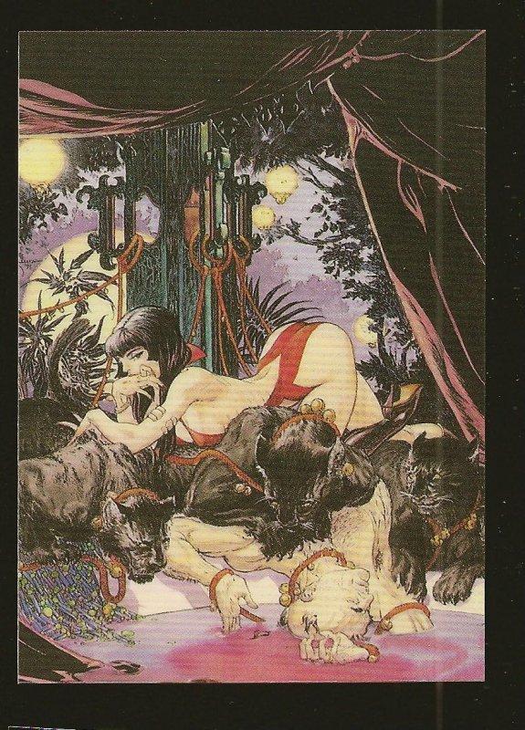 Cards Illustrated Michael Kaluta FPG 1994 Promo Card