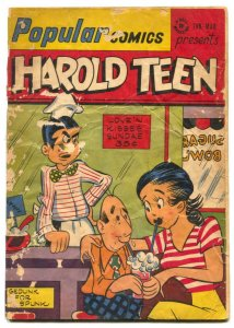 Popular #143 1948- ice cream cover- golden age FAIR
