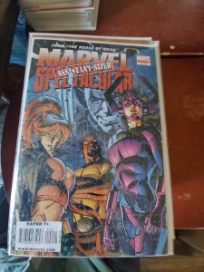 Marvel Assistant-Sized Spectacular #2 (2009)