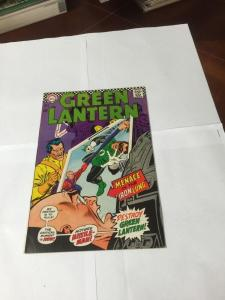 Green Lantern 54 7.0 Fine / Very Fine F/Vf See Pictures