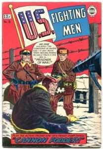U.S. Fighting Men #15 1964- Super Golden Age Reprint F/VF
