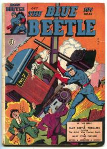 Blue Beetle #35 1944- Golden Age restored reading copy