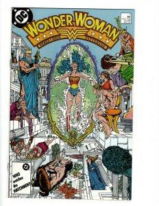 Wonder Woman # 7 NM 1st Print DC Comic Book 1st Cheetah Modern Batman Flash SR1
