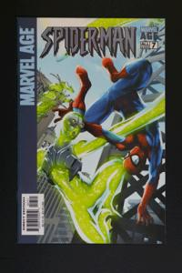 Spider-Man Marvel Age #7 September 2004