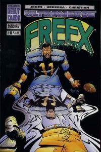 Freex #8 FN; Malibu   save on shipping - details inside