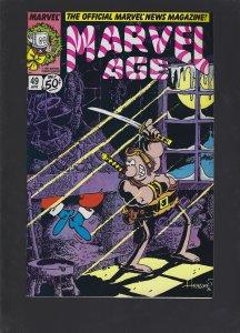 Marvel Age #49 (1987)