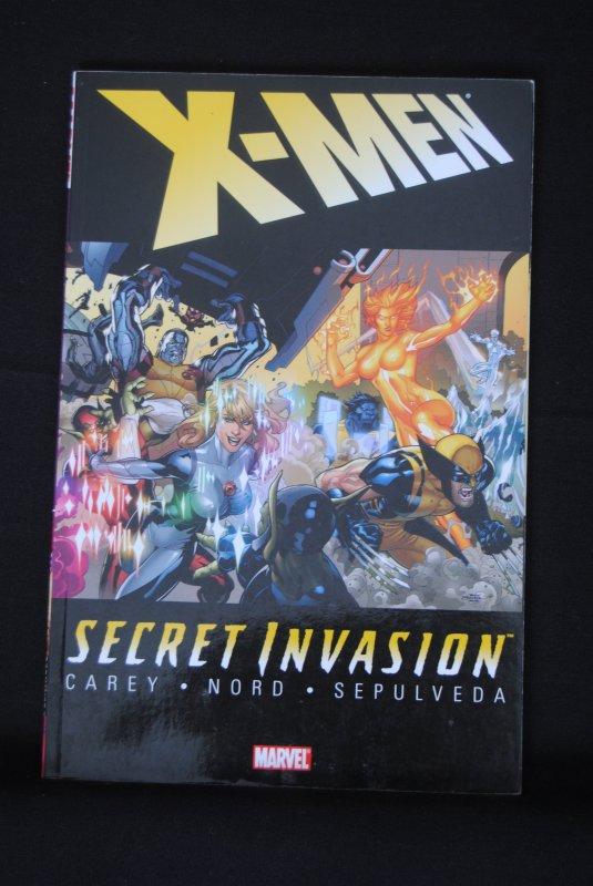X-Men, Secret Invasion, TPB