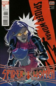 Spider-Woman (6th Series) #6 FN; Marvel   save on shipping - details inside