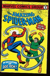 AMAZING SPIDER-MAN MINI COMIC #1-1981-DOC OCK VF