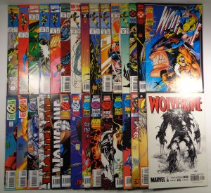 Wolverine Lot of 30 Marvel Comics