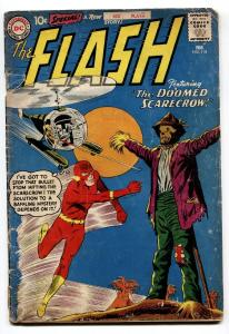 THE FLASH #118-KID FLASH STORY-DC-1961-G-