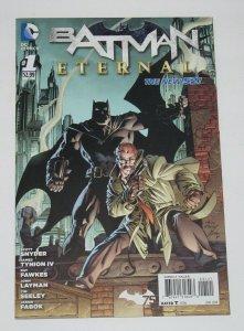 Batman Eternal #1 New 52 2014 DC Comics VF/NM