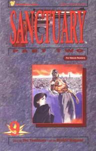 Sanctuary Part 2 #9 VF/NM; Viz | save on shipping - details inside