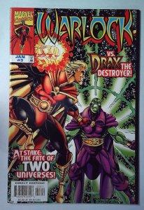 Warlock #3 (1999)