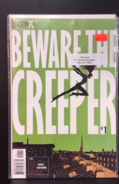Beware the Creeper #1 (2013)