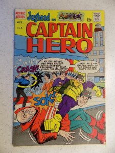 CAPTAIN HERO # 1 ARCHIE JUGHEAD VERONICA BETTY RIVERDALE