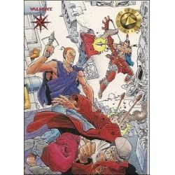 1993 Valiant Era ARCHER AND ARMSTRONG #2 - Card #98