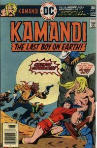 Kamandi: The Last Boy on Earth #42, VF+ (Stock photo)