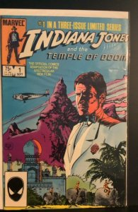 Indiana Jones and the Temple of Doom #1 (1984)