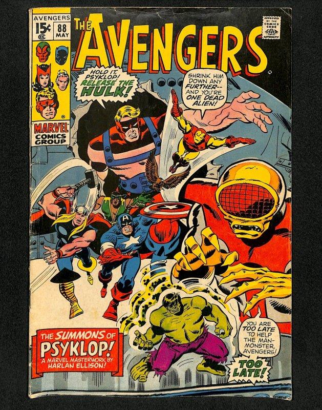 Avengers #88