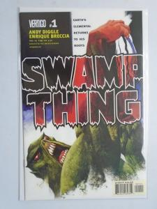 Swamp Thing (4th Series) #1, 8.0/VF (2004)