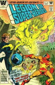 Legion of Super-Heroes, The (2nd Series) #266A VG; DC | low grade comic - save o
