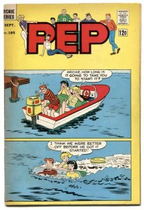 Pep Comics #185 1965-Archie- Betty & Veronica VG