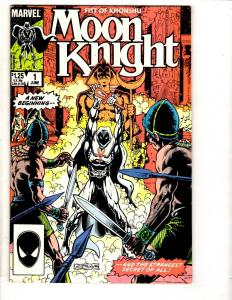 10 Marvel Comics Moon Knight # 1 2 3 4 5 + Invaders #1 2 3 4 + Inner Demons CR43