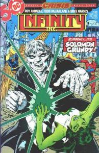Infinity Inc. (1984 series) #23, NM (Stock photo)