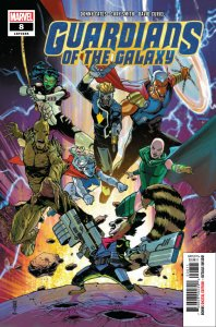 Guardians Of The Galaxy #8 (Marvel, 2019) NM
