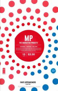 Manhattan Projects, The #15 VF/NM; Image | save on shipping - details inside