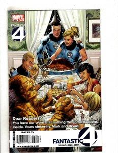 Fantastic Four #564 (2009) OF38