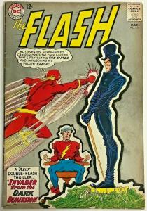 FLASH#151 VG/FN 1965 DC SILVER AGE COMICS