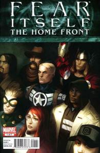 Fear Itself: The Home Front #1 VF/NM; Marvel | save on shipping - details inside