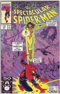Spider-Man, Peter Parker Spectacular #176 (Jul-91) NM/NM- High-Grade Spider-Man