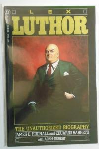 Lex Luthor The Unauthorized Biography #1, 6.0/FN (1989)