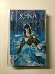 Xena Warrior Princess 1 Near Mint Dynamite Entertainment HPA