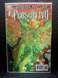 Joker's Asylum: Poison Ivy #1  | Comic Book Cover Replica | 11x17 Poster
