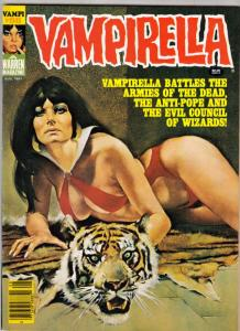 Vampirella Magazine #98 (Aug-81) NM/NM- High-Grade