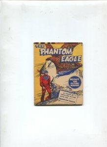 PHANTOM EAGLE #12 1943-MIGHTY MIDGET COMICS-VF-