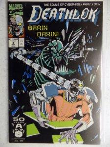 Deathlok #4 (1991)
